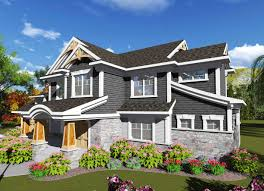 plan 89993ah 2 story craftsman with 4 bedrooms traditional