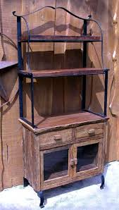 Bakers Rack With Doors 8 Best Bakers Rack Images On Pinterest Bakers Rack Country