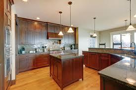 Dark Kitchen Cabinets Light Countertops 36 Custom
