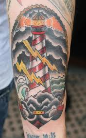 Lighthouse Tattoo Ideas 15 Best Inspiration For Chest Tattoo Images On Pinterest Chest