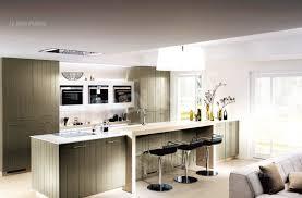centre de cuisine habitat ilot de cuisine au centre de toutes les attentions