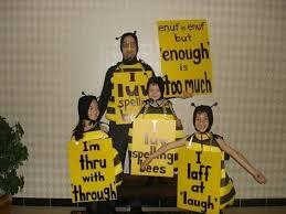 Halloween Costumes Bee Spelling Bee 27 Halloween Costumes Elementary