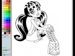 monster coloring pages kids monster coloring pages