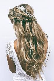 hair for wedding 42 best wedding hairstyles for hair 2018 wedding hairstyles