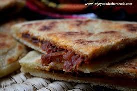 recette de cuisine kabyle galette kabyle recette de kesra farcie recette cuisine