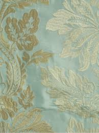 halo embroidered vase damask dupioni silk fabrics