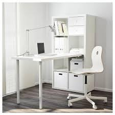 Secretary Desks Ikea by Kallax Desk Combination White 77x147 Cm Kallax Desk Ikea Kallax