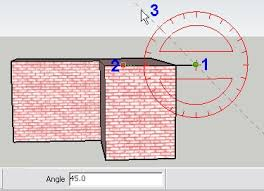 4 advanced intersect and follow me techniques google sketchup