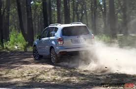 modified subaru forester off road 2016 subaru forester xt premium review video performancedrive