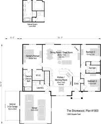 26 best ranch floor plans images on pinterest ranch floor plans