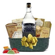 tequila gift basket buy sombra mezcal gift basket online tequila gift