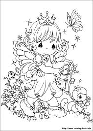 precious moments coloring picture printable coloring pages
