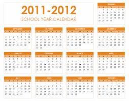 download 2011 2012 calendar calendar templates free