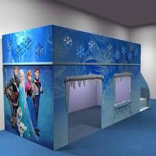 Disney Frozen Bedroom by Super Design Ideas Frozen Bedroom Furniture Bedroom Ideas