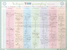 weekly schedule template printable printable weekly schedule