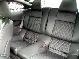 2010 mustang seat covers 2010 2014 mustang mrt predator interior kit black leather 11p000