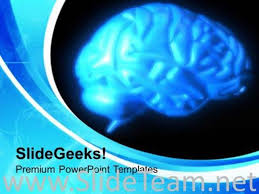 templates for powerpoint brain human brain medical theme powerpoint template image powerpoint template