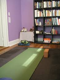 home yoga studio design ideas five tips for starting a home practice you u0027ll love durgaya