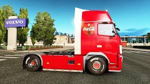 2016 volvo tractor coca cola volvo tractor for euro truck simulator 2