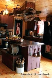 Primitive Kitchen Best Primitive Kitchen Ideas Wood