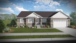 what is a rambler home hailey rambler floor plan utah edge homes