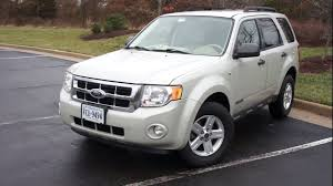 2008 ford escape xlt walk around u0026 tour youtube