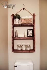 diy bathrooms ideas diy bathroom design magnificent ideas ace hanging shelves easy