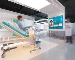 peek into future hospitals smart design technologies and