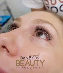 Professional Eyelash Extension Professional Eyelash Extensions Bangkok Beauty Academy No 1