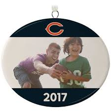 nfl football ceramic personalized photo ornament personalized