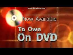 now available to own on dvd logo