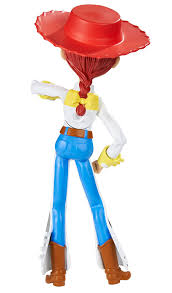 amazon toy story deluxe jessie action figure toys u0026 games