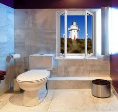 sticker trompe oeil trompe l u0027oeil et phare décoration murale trompe l u0027oeil déco marine