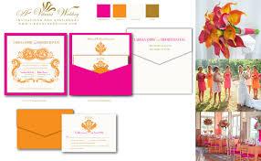 ivory designs u2013 a vibrant wedding