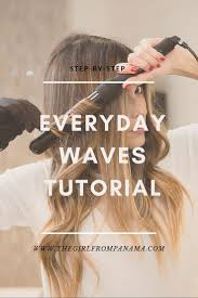 best 10 curling wand tutorial ideas on pinterest curling hair