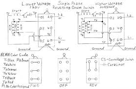 for 5 hp single phase motor wiring diagram single phase capacitor