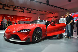 toyota new sports car detroit 2014 a new supra by any other name toyota ft 1