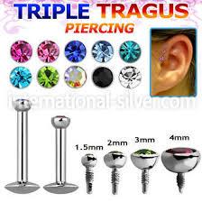 steel lip rings images Vertical labret jewelry wholesale jpg