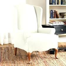 wingback chair slipcovers patterned wingback chair slipcovers wing back chair slip cover wing