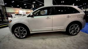 2011 Ford Edge Limited Reviews 2013 Ford Edge Sport Exterior Walkaround Hd Youtube