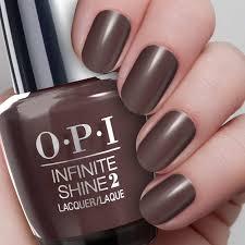 infinite shine opi collections opi