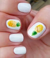 13 best nail art for travel images on pinterest pineapple nails