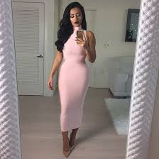 light pink bodycon dress whatgoesgoodwith com light pink dress 12 cuteoutfits all