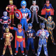Superhero Halloween Costumes Kids Compare Prices Superhero Halloween Costumes Kids