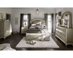 signature bedroom furniture the serena collection platinum marvelous american signature