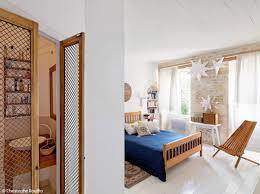 chambre maison visite de maison on embarque pour l île de ré décoration