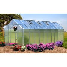 8 X 12 Greenhouse Kits Riverstone Industries Monticello 8 X 16 Ft Premium Greenhouse Kit