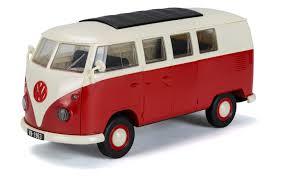 vw volkswagen van airfix j6017 airfix quick build vw camper van