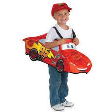 Child Halloween Costumes Disney Cars Lightening Mcqueen Child Halloween Costume