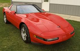 torch red 1995 corvette paint cross reference